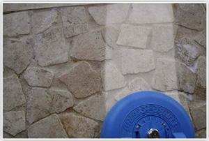 Oklahoma City stone cleaning