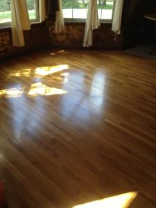 Wood Floor care - edmond ok